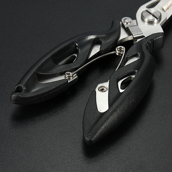 Fishing Multifunctional Plier Stainles Steel Carp Fishing Accessories Fish tackle Lure Hook Remover Line Cutter Scissors