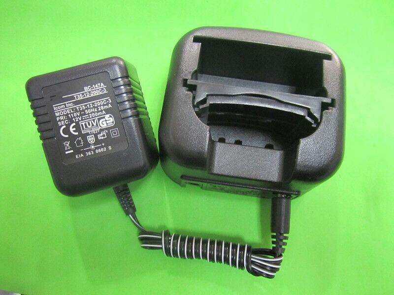OPPXUN Radio Battery Charger BC-137 for ICOM BP-209N/210N IC- V8 F21 V82(China (Mainland))