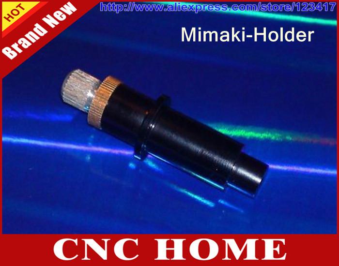 Фрезы CNC HOME 1 x Mimaki Mimaki-Holder new 1pc high quality mimaki holder vinyl cutter plotter blade holder precision huhao