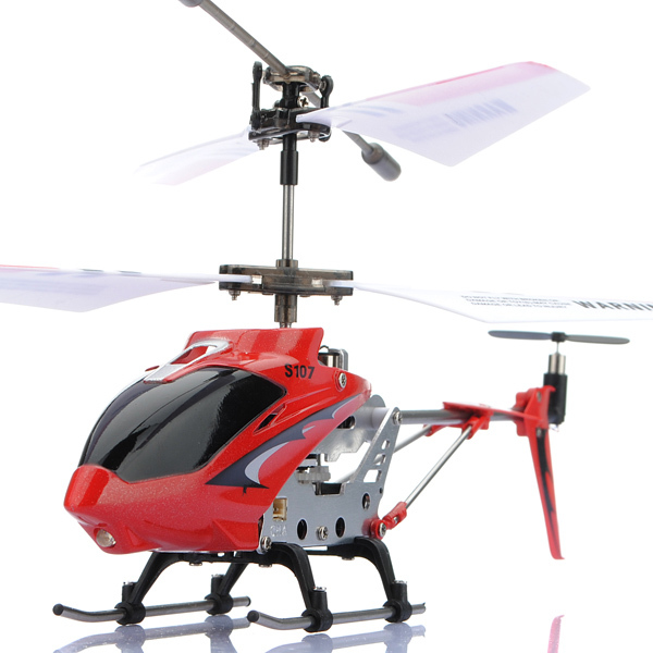 Genuine Syma S107 S107G 3CH Infrared RC Helicopter GYRO(China (Mainland))