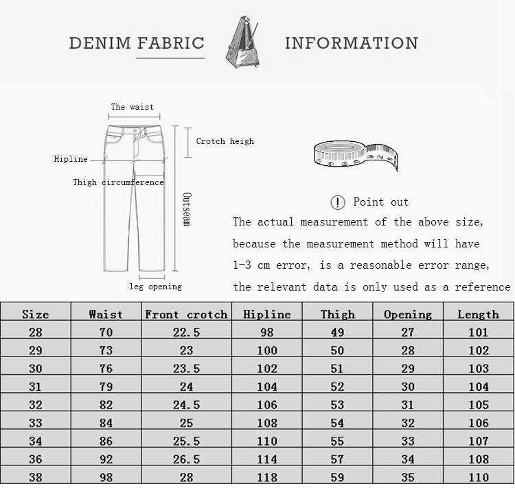 Men Jeans Brand Clothing Ripped Skinny Trousers Denim Embroidery Jeans Mens Straight Cotton Homme Badges Ink Holes Pencil Pants