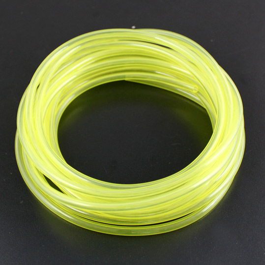 F14383/86 1M Gas Pipes Tube Universal Yellow for Fuel Tank Methanol Gasoline RC Model Aircraft Helicopter Boat Car Plane(China (Mainland))