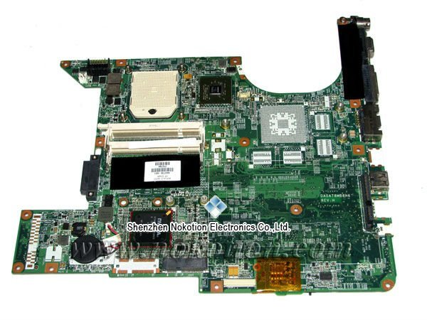 "laptop motherboard For Hp Compaq Presario DV6000 main board Genuine 15.4"" AMD 443778-001 100% tested"