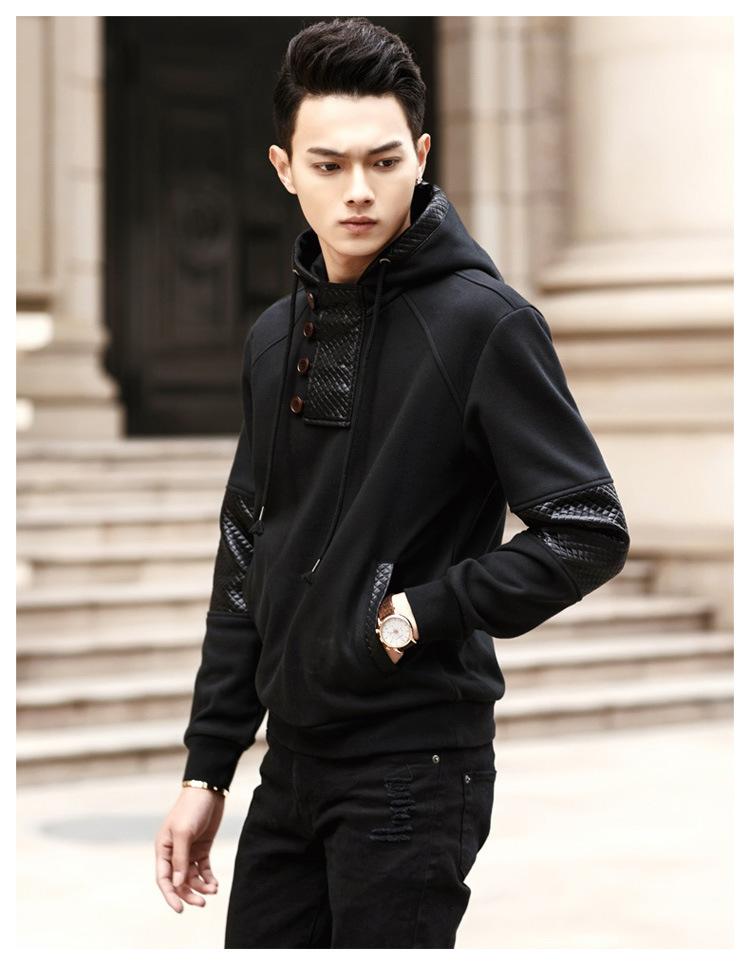Black Hoodie Fashion | Fashion Ql