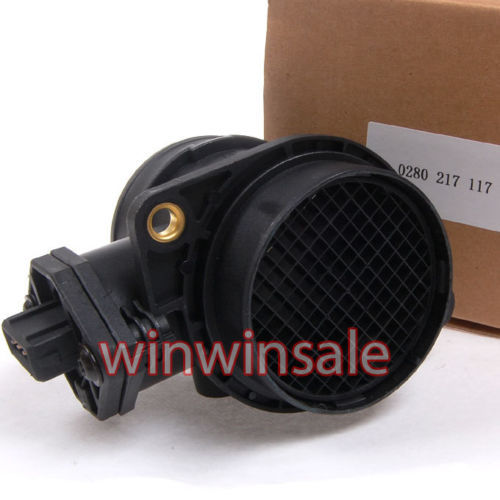 Freeshipping New Mass Air Flow Sensor Meter For Audi VW Seat Skoda 1.8T 0280217117 037906461C