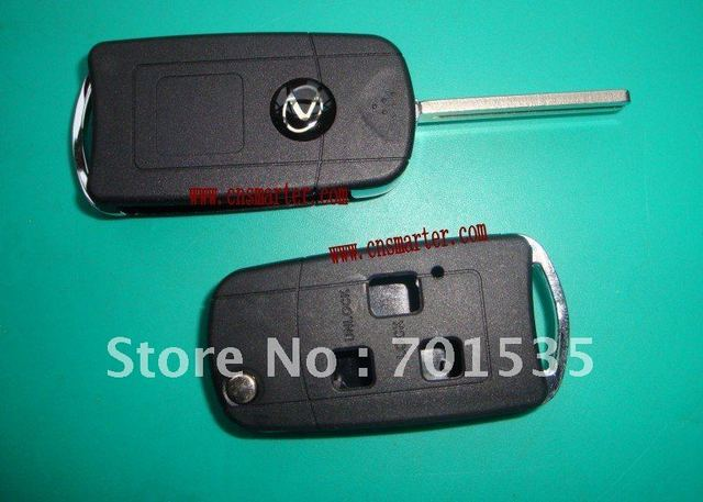 Free Shipping lexus flip remote key shell 3 button