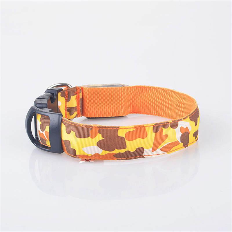 Blinking Led Dog Collar