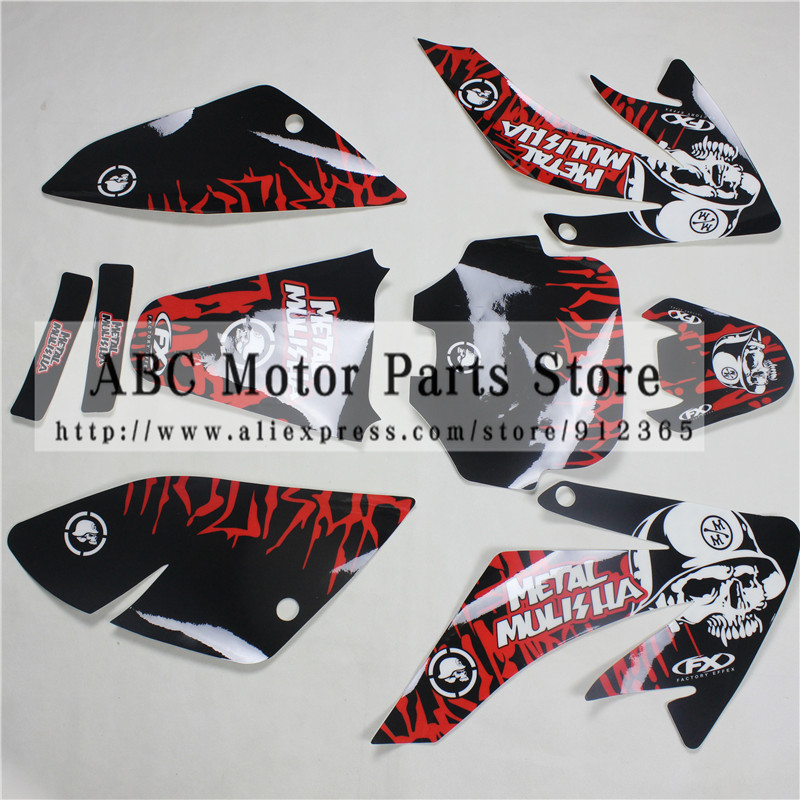 crf sticker kits promotion shop for promotional crf sticker kits on aliexpress