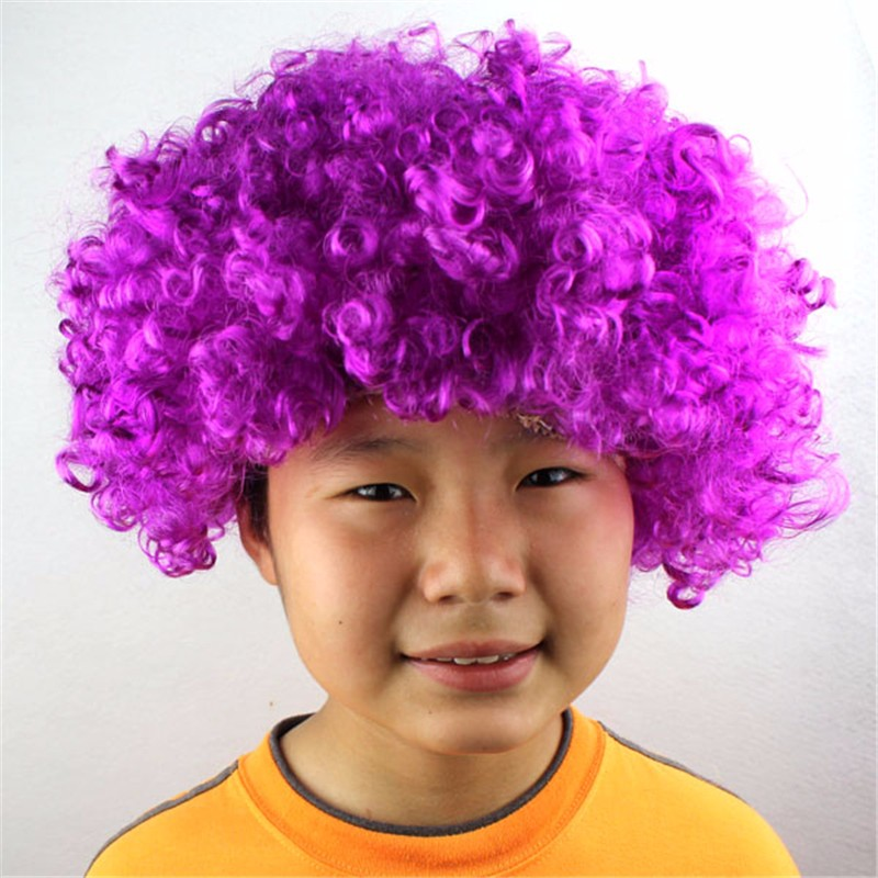 Afro Clown Wig  (20)