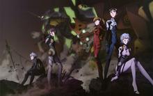 P0198 Neon Genesis Evangelion Fighting Hot Anime Asuka Langley Soryu Ayanami Rei EVA Ikari Shinji Kaworu Nagisa Poster 40x60cm