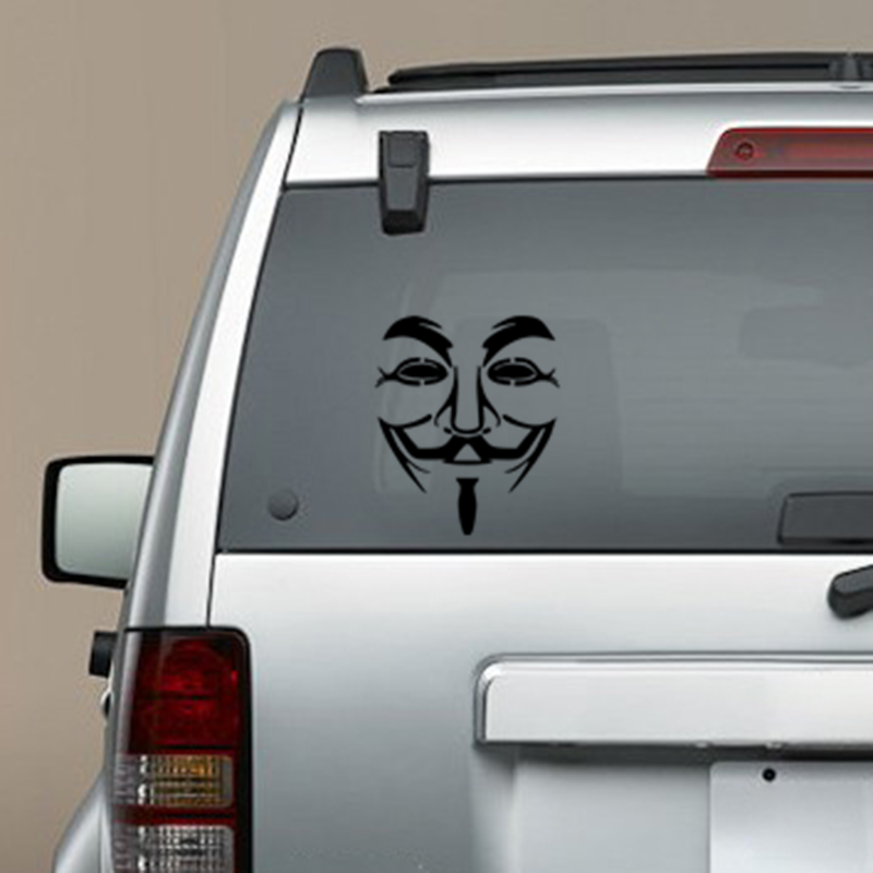 Compare Prices On Anonymous Car Decal Online ShoppingBuy Low - Truck door decals   online purchasing