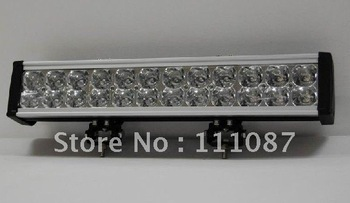2PCS X 72W LED LIGHT BAR 20 inch high Lumen Offroad trucks,train,boats, machinery,heavy duty + Free shipping by EMS + CE ! !