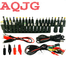 Buy 48pcs Universal Laptop AC DC Jack Power Supply Adapter Connector Plug HP IBM Dell Apple Lenovo Acer Toshiba Notebook Cable for $16.36 in AliExpress store
