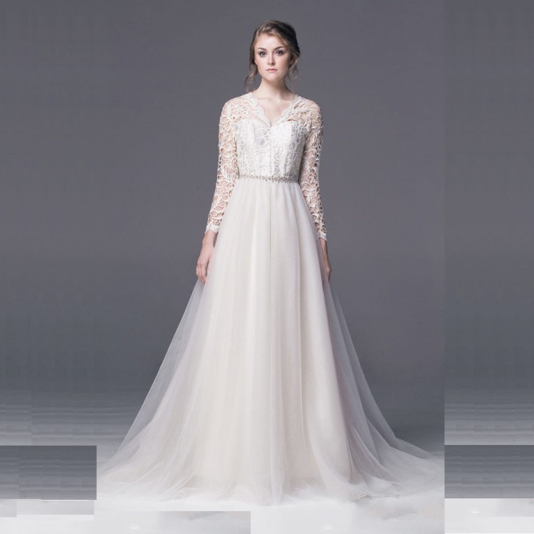 Modest Wedding Dresses 2016