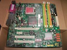 G33 материнская плата 65-нм 45-нм двухъядерный четырехъядерный процессор