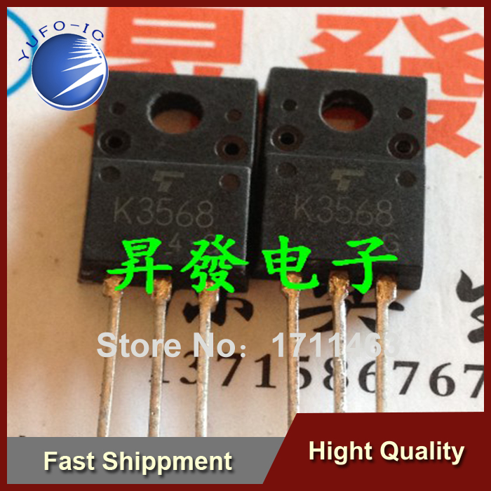 Free Shipping 20PCS Electronic the original FET K3568 2SK3568 more durable than the new domestic YF0913(China (Mainland))
