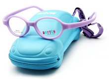 "Free Shipping "" Micra ""Brand Designer Kids Glasses Carbon Fiber oculos Children MQ003"