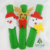 2 Ways Function Novel Christmas Decoration Non-woven Red Color Santa Claus, Christmas Gifts