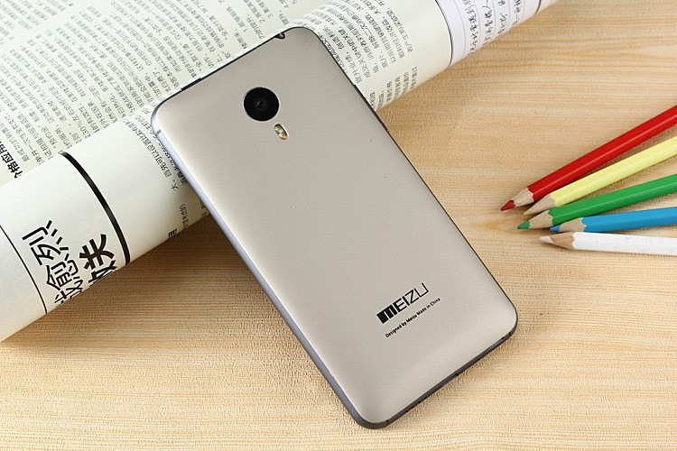 MX4 Frosted Matte Battery Door Case for MX4 Meizu MX 4 Housing Cover Protective Phone bags cases