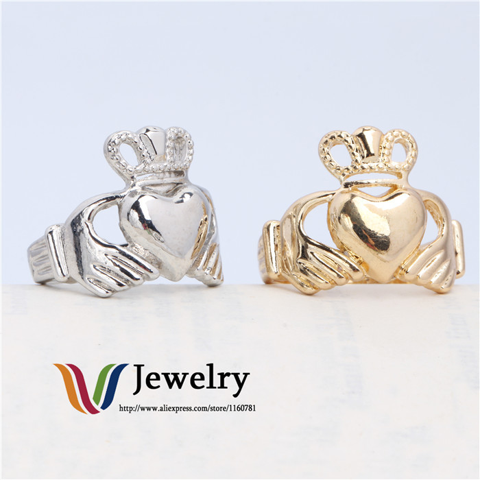 Leap Year engagement ring Ireland classic ring The Claddagh ring ... Five Year Engagement Ring