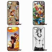 Buy Samsung Galaxy Note 2 3 4 5 S2 S3 S4 S5 MINI S6 Active S7 edge One piece Portgas D Ace Fire Hard Phone Case Cover for $4.99 in AliExpress store