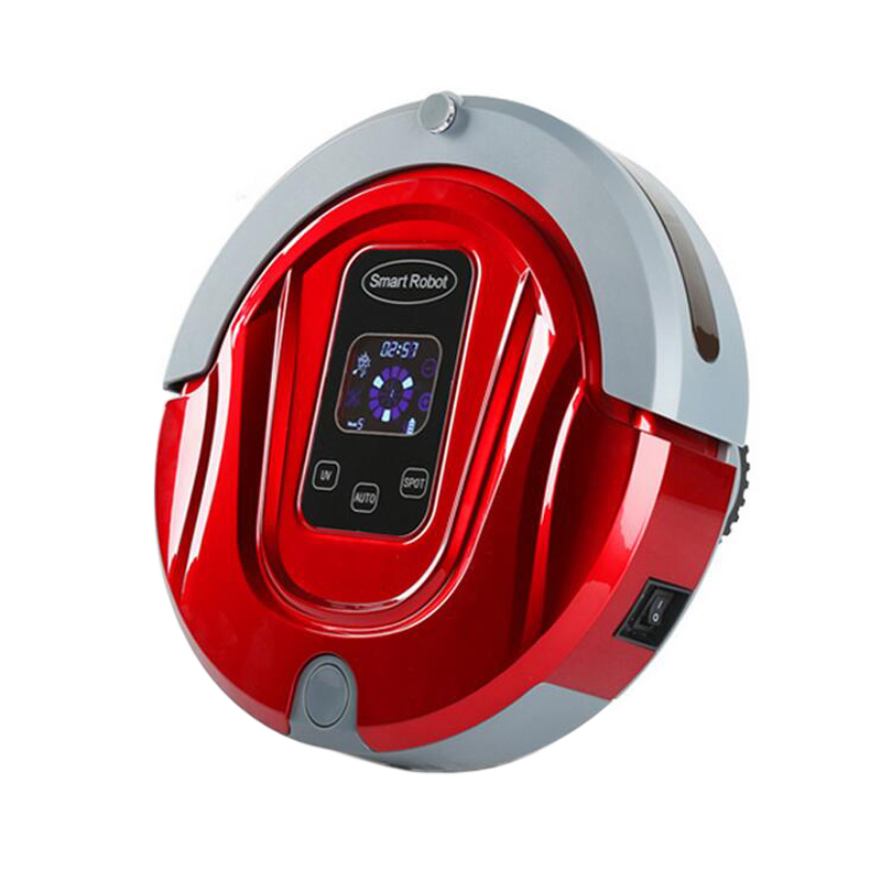 2016 Jie Te Mei GTM6 Smart Wet Robot Vacuum Cleaner Robot Intelligent FA805 Upgrade Vacuum Cleaner Household Cleaners(China (Mainland))