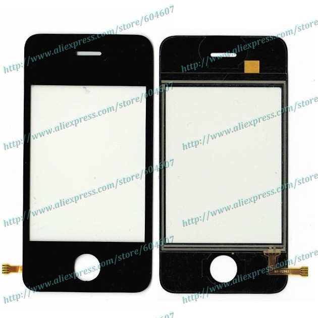 Lot 10pcs New Black Original Touch Screen For SciPhone I9+++ Phone(China (Mainland))