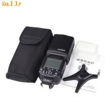 Buy New Triopo TR-586EX Wireless Flash Mode TTL Flash Speedlight Speedlite Canon EOS 550D 60D 5D Mark II YONGNUO YN-568EX II for $48.69 in AliExpress store