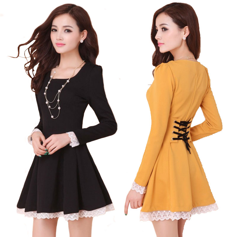 Summer Dresses 2016 New Fashion Women Casual Dress Ladies