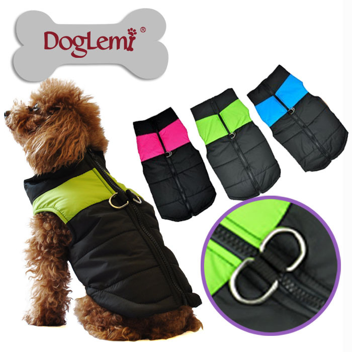 Small Dog Winter Coat Size