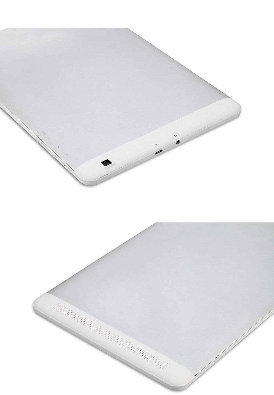 10 inch 3G Calling Tablet PC Aoson M106TG Android 5.1 Silver Tablette Dual Cameras SIM Card Slot Wifi Bluetooth (6)