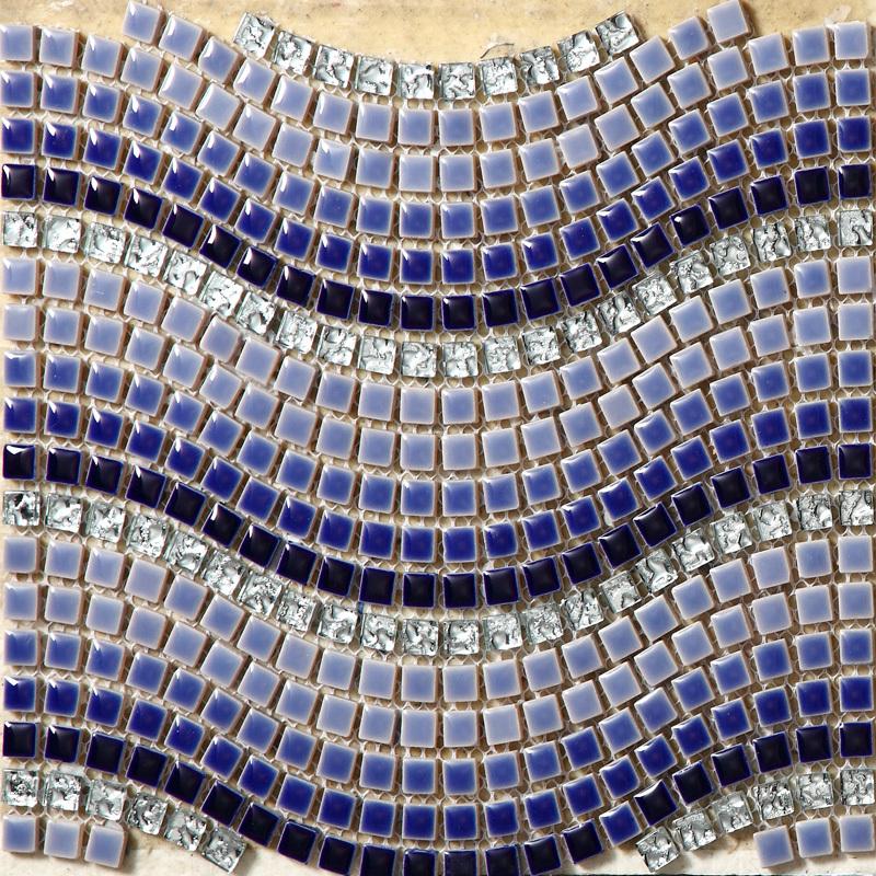 online get cheap grigio piastrelle del bagno -aliexpress.com ... - Blu Piastrelle Del Bagno Mosaico