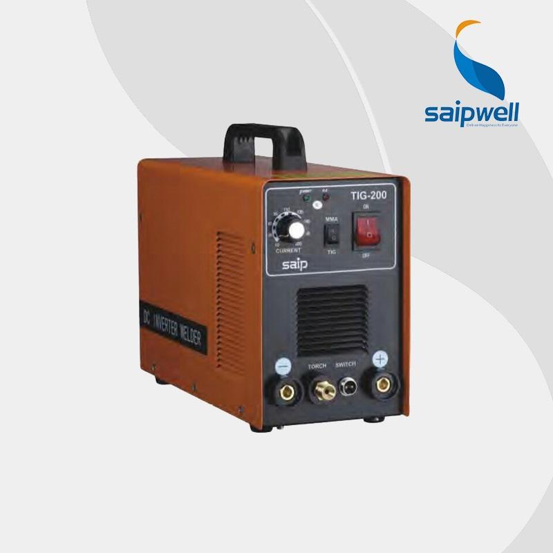 Saipwell high efficiency ac dc inverter tig mma welding machine (IGBT module) TIG-200 for sale(China (Mainland))