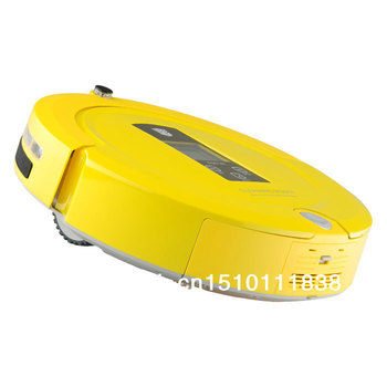 Li-ion Battery Robot Vacuum Cleaner  A325 Auto Recharged,UV Lights Cleaning Machine