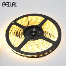 BEILAI 5630 IP65 Fita LED Strip Waterproof 5M 300LEDs DC 12V Tira LED Light Flexible Neon Lamp Luz 12V Led strips Christmas(China (Mainland))
