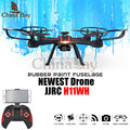 JJRC H11WH Drone With 2MP Wifi Rotatable Camera Height Hold Mode One Key Land Rc Quadcopter