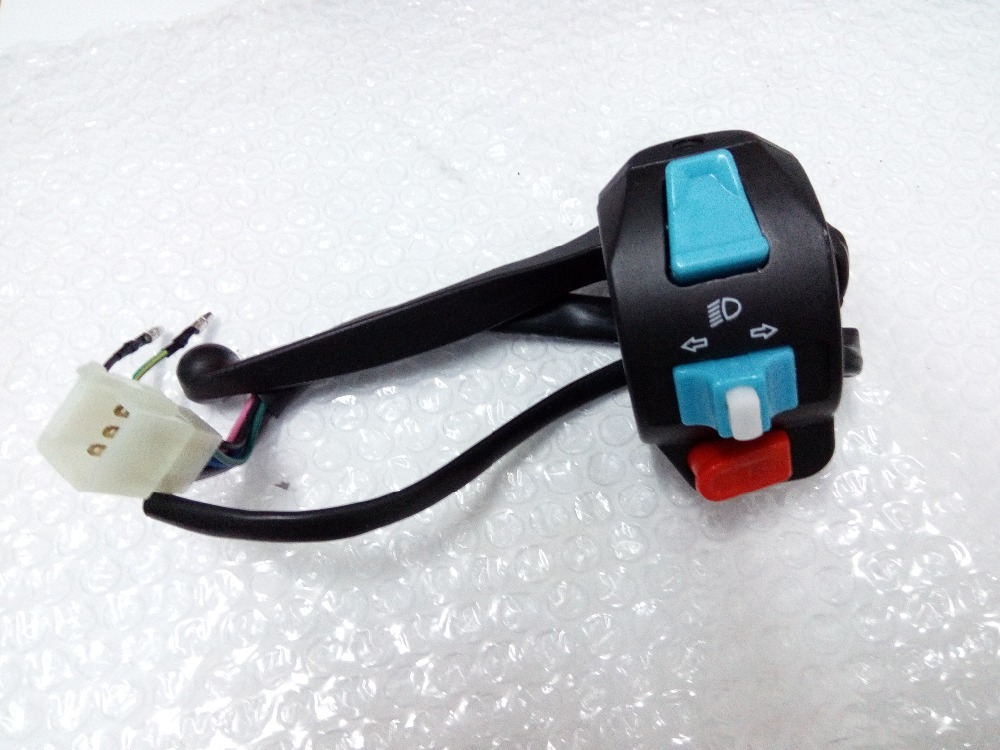 Chinese Scooter Left Side Drum Brake Switch Housing font b GY6 b font 125cc 150cc QMB