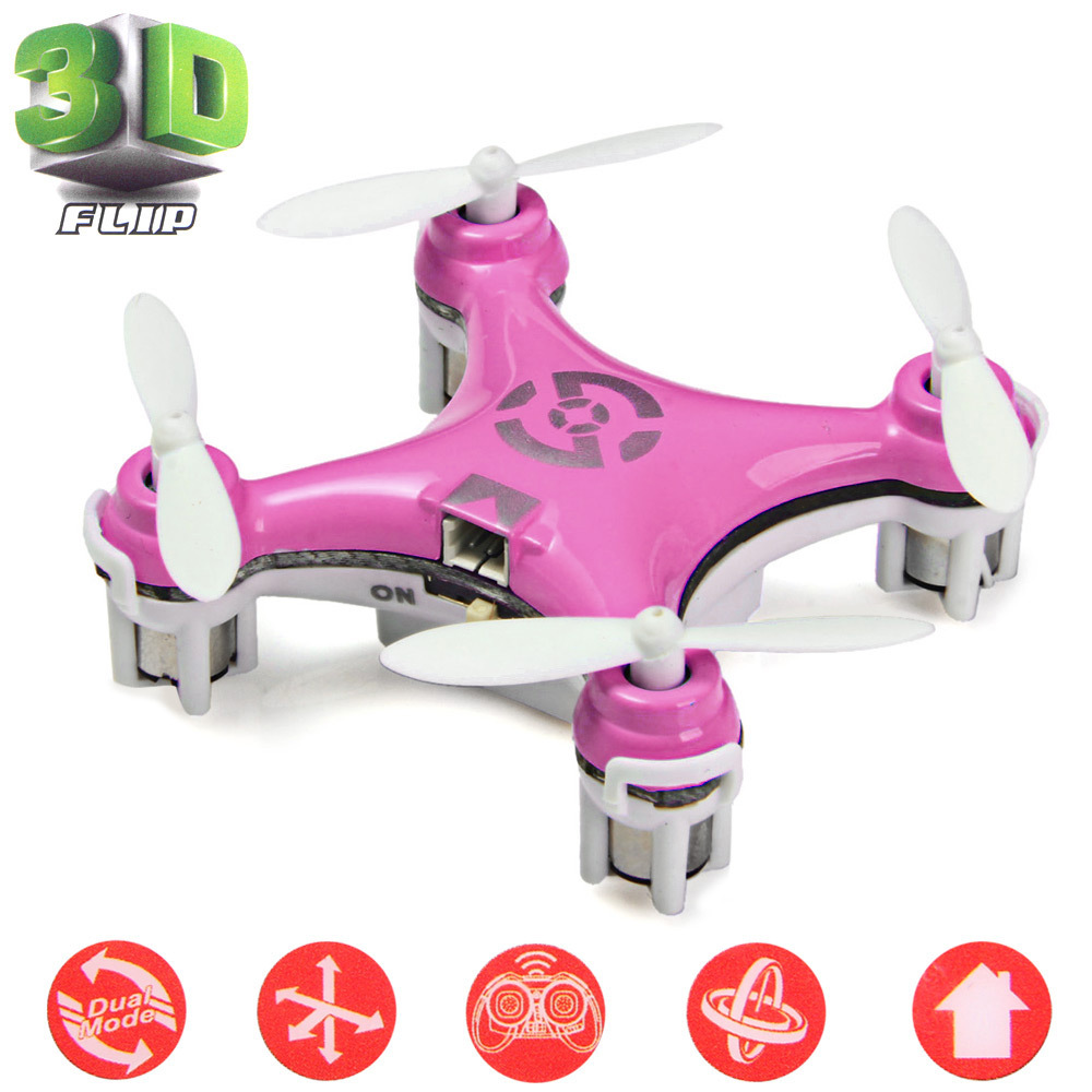 CHEERSON CX 10 quadcopter 2 4G rc helicopter Remote Control toys mini Drone Channel 6 with