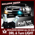 Night Lord For KIA Sportage K5 k2 K3 K3S Forte Optima RIO Soul LED DRL Front