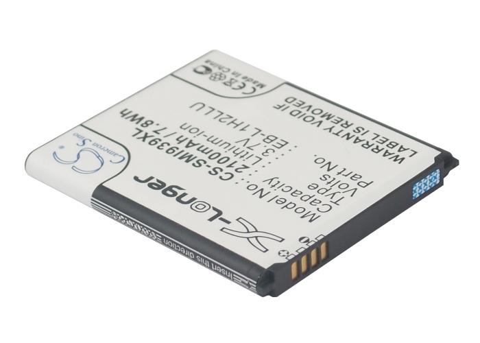 2100mAh Mobile Phone Battery For NTT DOCOMO SC-06D,SAMSUNG Express 2,Galaxy Premier,GT-i9260,GT-I9268,Midas,SCH-i939,SM-G3182(China (Mainland))