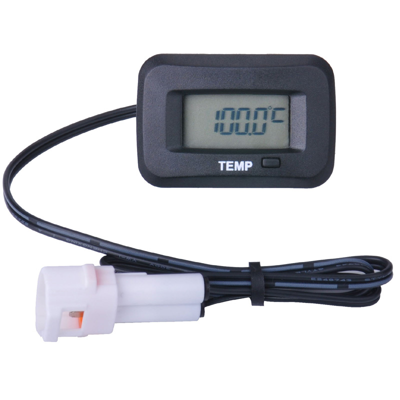 Digital waterproof Oil Tank temp sensor TEMP temperature thermometer motorcycle chipper dirt quad bike tractor ATV pit