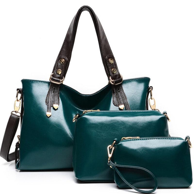 Buy new lady women genuine leather - Organizer purses and handbags ...