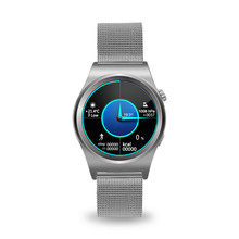 Buy New X10 Smart Watch LCD HD Full circle Display Smartwatch Bluetooth 4.0 Sleep Monitoring Android 4.3 IOS 7.0 PK S2 for $49.39 in AliExpress store