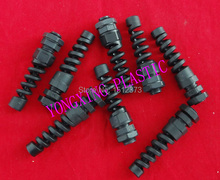 10PCS/bag bending cable glands PG7 water-proof connector