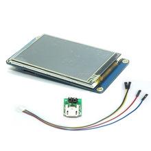 DIYmall English Version Nextion 3.5'' UART HMI Smart LCD Display Module Screen for Arduino TFT Raspberry Pi LCD ESP8266(China (Mainland))