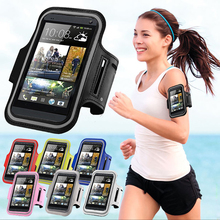 SPORTS GYM Armband Bag Case For HTC Desire 510 610 626 310 620 820mini 700 8X