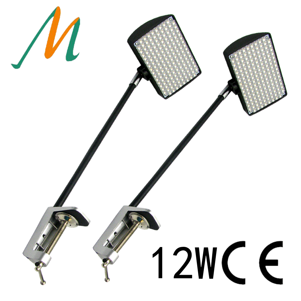 Exhibition LED Arm Lamps, Pop Up Booth Display, Event Stand Banner Light(China (Mainland))