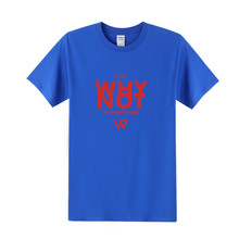 Fashion New Westbrook T Shirts Men Short Sleeve Cotton T-Shirts Russell Westbrook I Say Why Not To Everything Men Tops OT-269(China (Mainland))