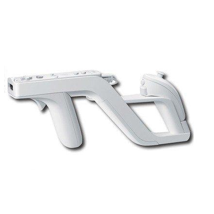 Wholesale Free Shipping Dropship NEW Zapper Gun For Nintendo Wii Nunchuck &amp; Remote Controller<br><br>Aliexpress