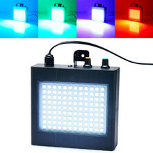 A new generation of mini 108rgb LED voice DJ LED projector disc bar stage lighting flash(China (Mainland))